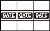 GATE揃いリプレイ