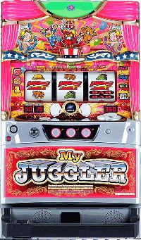 マイジャグラー4 筐体画像
