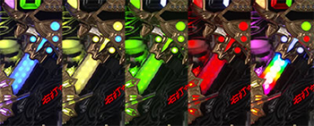 剣の色変化