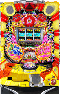 PAドラム海物語IN沖縄 筐体画像