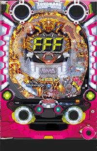 Pロードファラオ 筐体画像