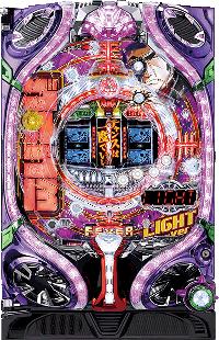 Pドラムゴルゴ13 ライトver(甘デジ) 筐体画像
