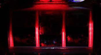 失敗時 ドラム間ランプ「赤」
