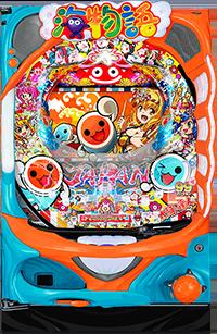 PAスーパー海物語INジャパン2 with 太鼓の達人 筐体画像