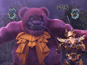 究極ホラー熊SPリーチ