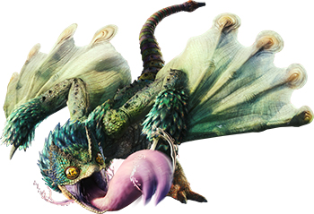 毒妖鳥 プケプケ