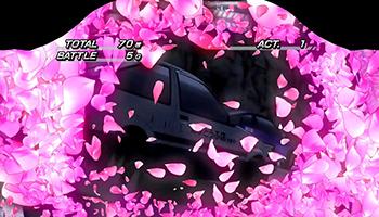 桜カットイン