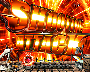 SHOOTING ATTACK予告