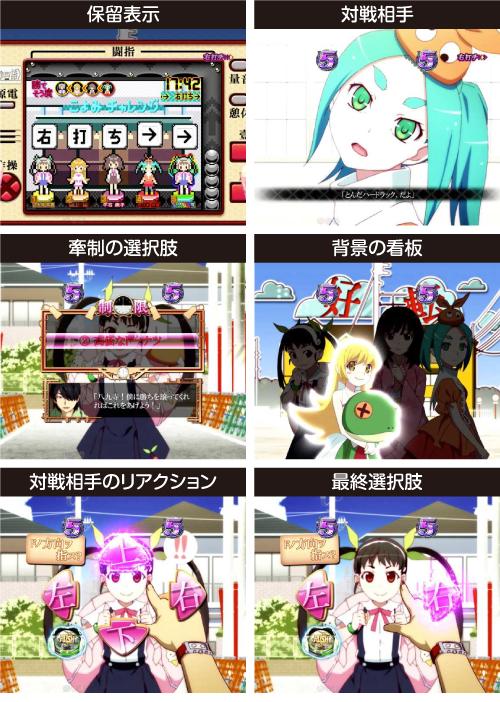指闘ノ儀_演出
