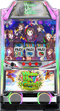 S Wake Up, Girls! Seven Memories_筐体