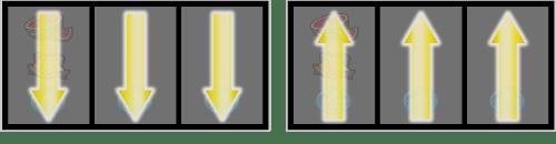 バックライトフラッシュ_チャンスパターン