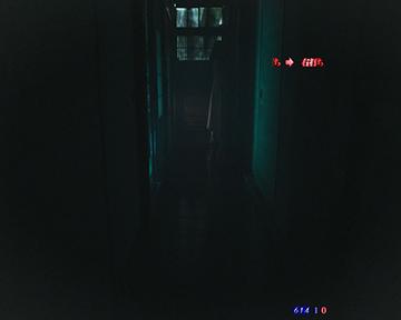 恐怖体験 白い影