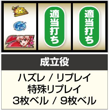 パチスロ ロリクラ☆ほーるど!_打ち方③