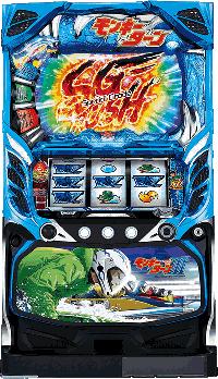 モンキーターン3・筐体画像