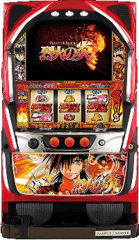 烈火の炎・筐体画像