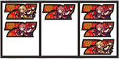 戦国コレクション3・7の形